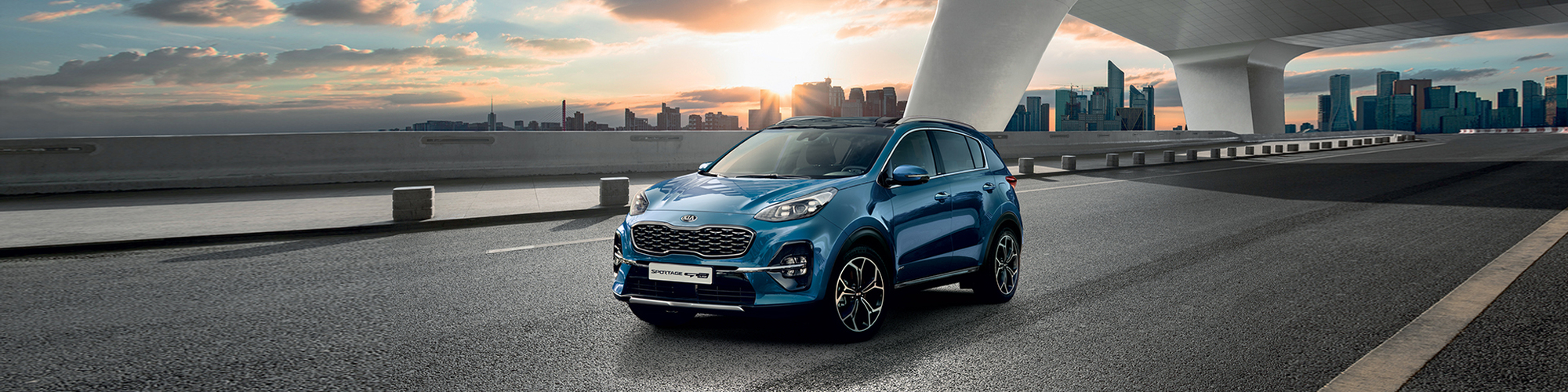 SPORTAGE 1.6 DS Business Class